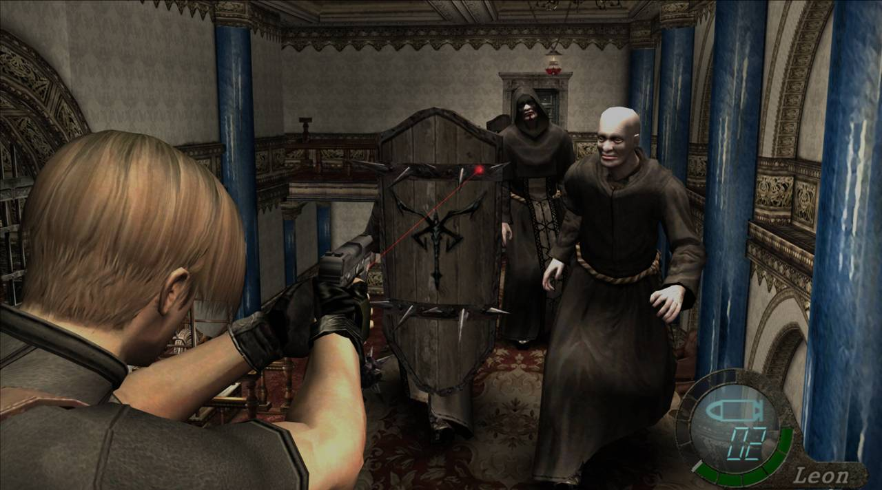 Resident Evil 4: Ultimate HD Edition (PhotoCD-Key)STEAM