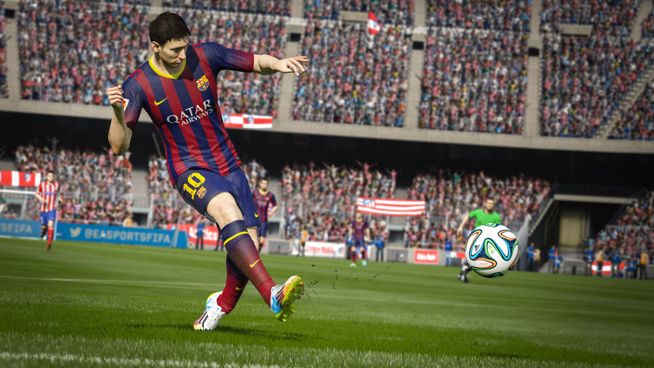 FIFA 15 - Origin - RU/PL (Photo CD-Key) + ПОДАРКИ