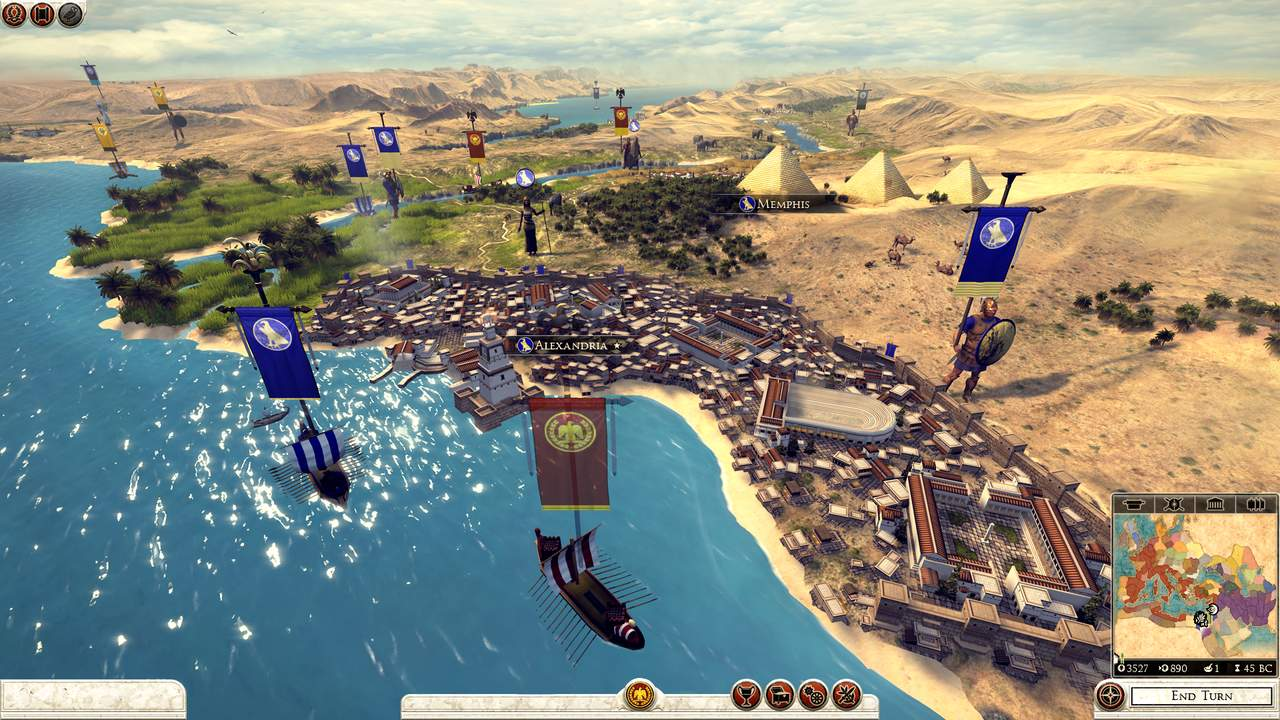 Total War Rome II 2: Updated Edition (Steam) CD-Key