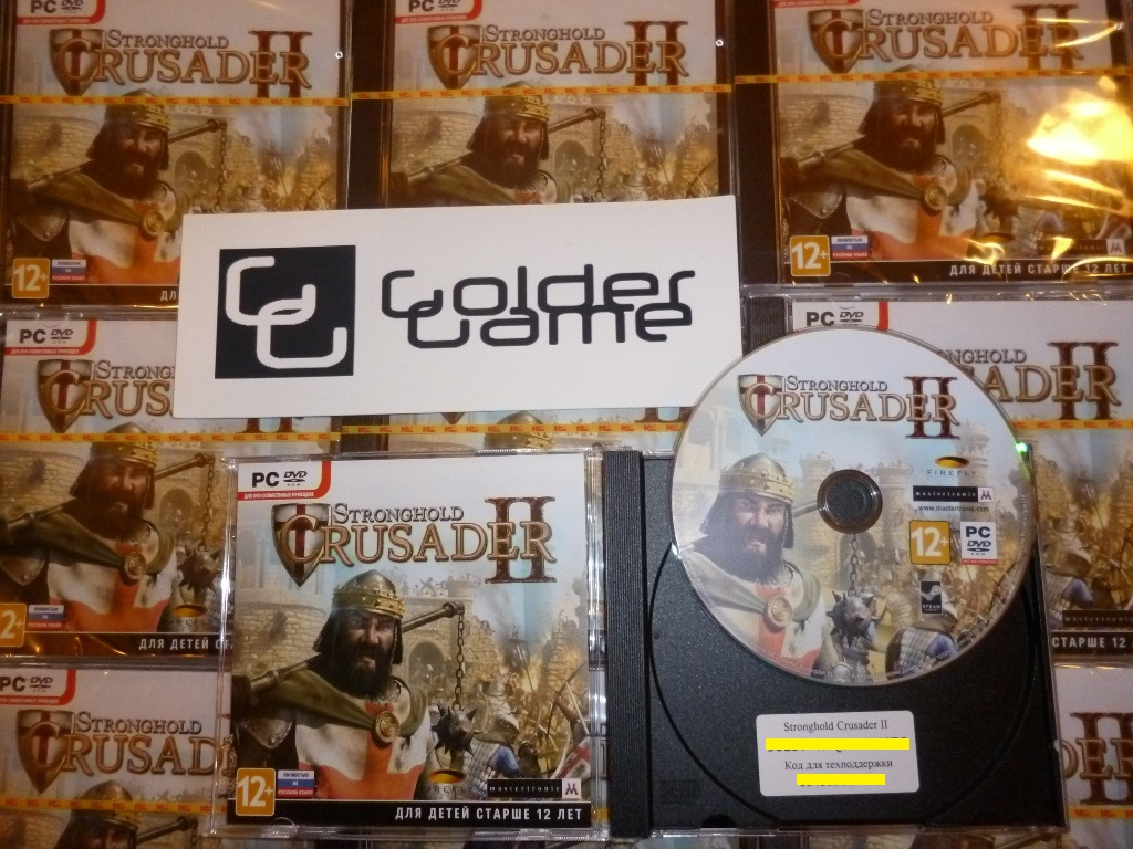 Stronghold Crusader 2 II (Photo CD-Key) STEAM + Подарки