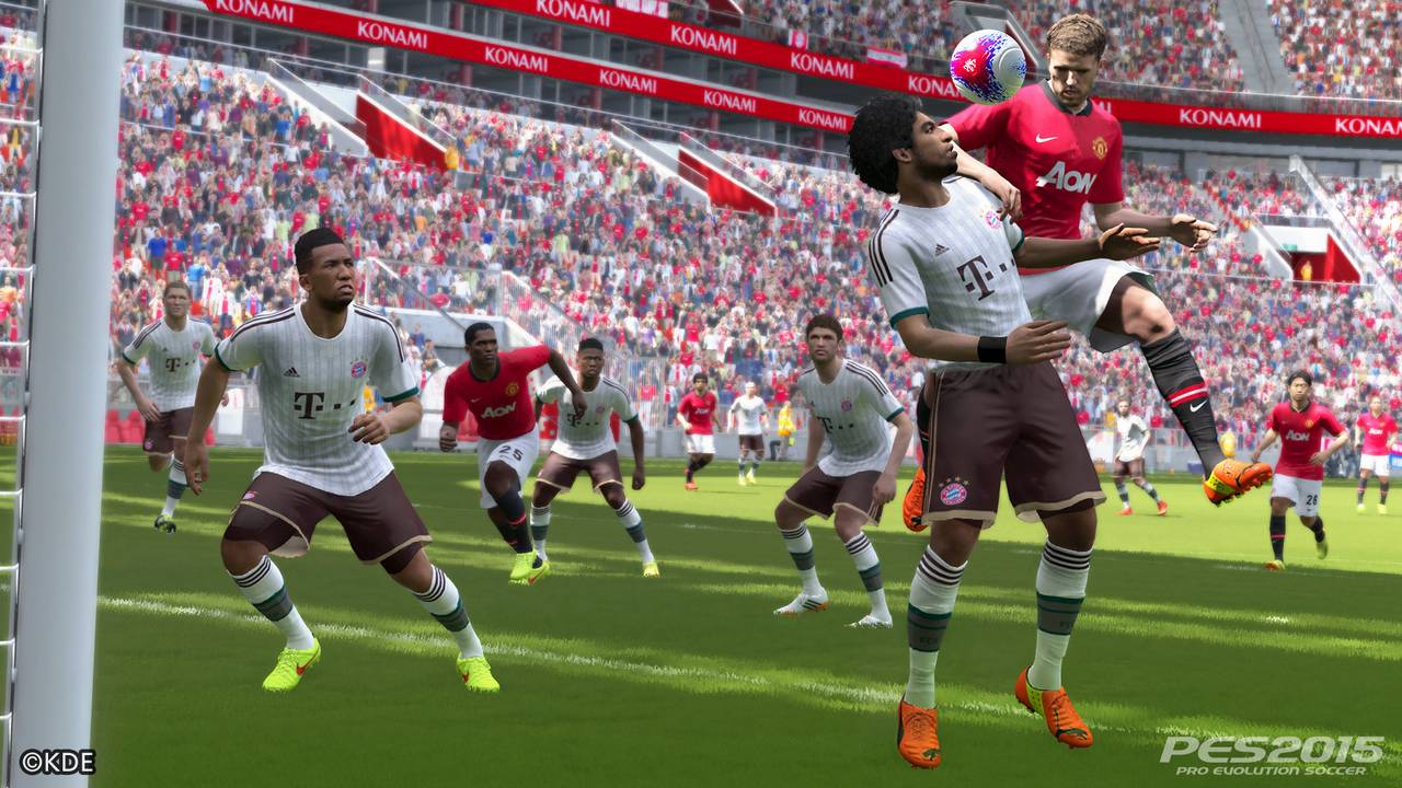 Pro Evolution Soccer 2015 (PES 2015) STEAM (Photo)