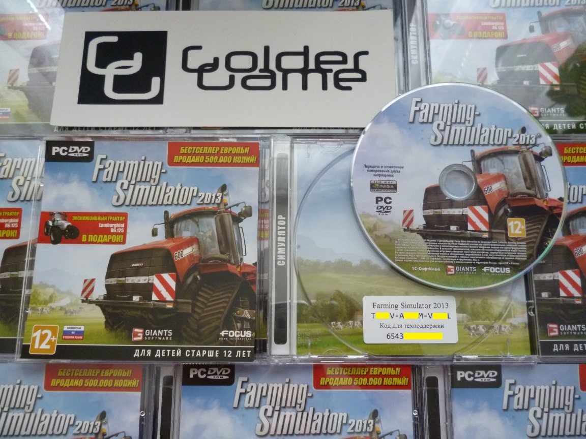 Farming Simulator 2013 (Photo CD-Key) Steam