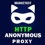 Anonymous HTTP proxy list - 10 days