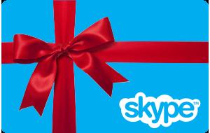 1 USD Skype кредитной трансфер пользователя