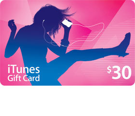 iTunes Gift Card 30$ (USA) (код на XX) - СКИДКИ