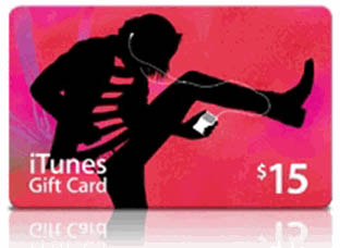 iTunes Gift Card 15$ (USA) (код на XX) - СКИДКИ