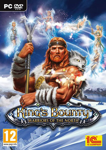 KINGS BOUNTY: ВОИН СЕВЕРА - CD-key (RU)