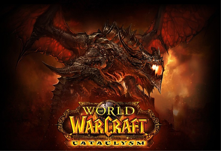 World of Warcraft: Cataclysm (Дополнение) - CD-key (RU)