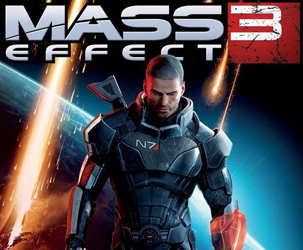 MASS EFFECT 3 - CD-key (RU)