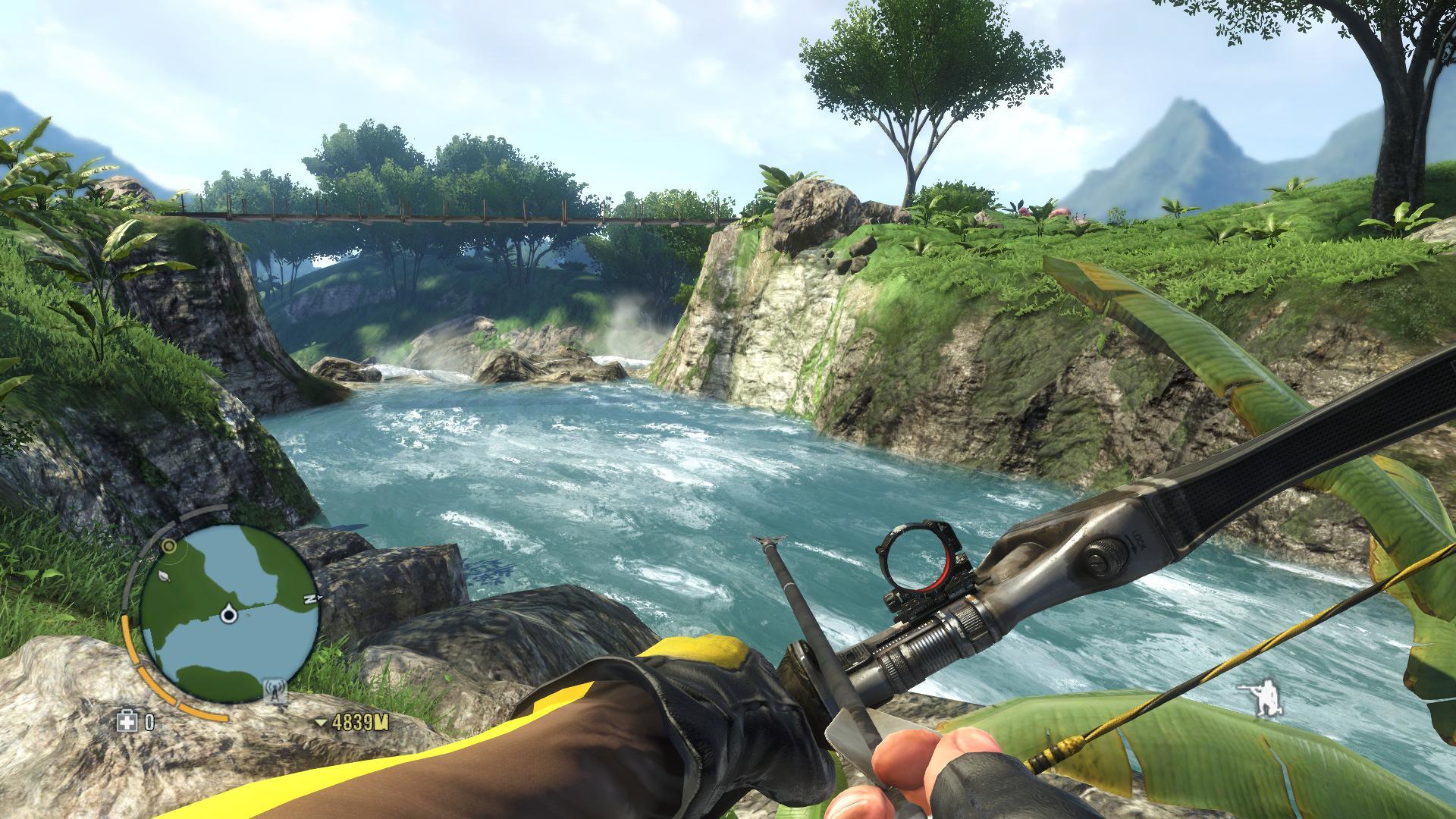 Фото из far cry 2 : Коллекция иллюстраций