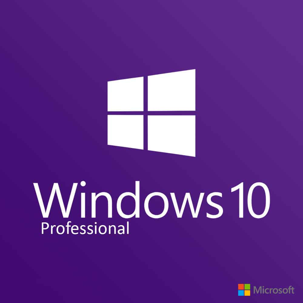Windows 10 Professional 1 PC 32/64 full (all languages)