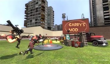 Garry´s Mod (Steam Gift/RU+CIS) + Present !
