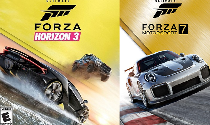 Motorsport 7 / Horizon 3: Ultimate (WS)  + Network (PC)