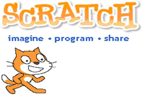 Скрипт движения объекта в программе Scratch
