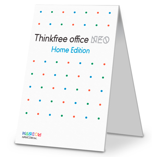 HANCOM Thinkfree Office NEO Home Edition ESD 1PC