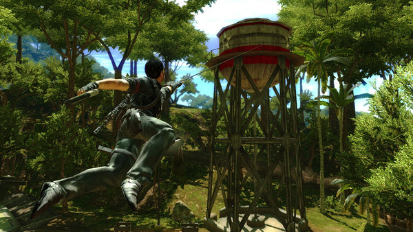 Just Cause 2 (Steam Gift/RuCis)