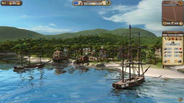Port Royale 3 (Steam Gift/RuCiS)