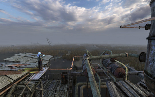 S.T.A.L.K.E.R.: Clear Sky (STALKER/Steam key/RoW)