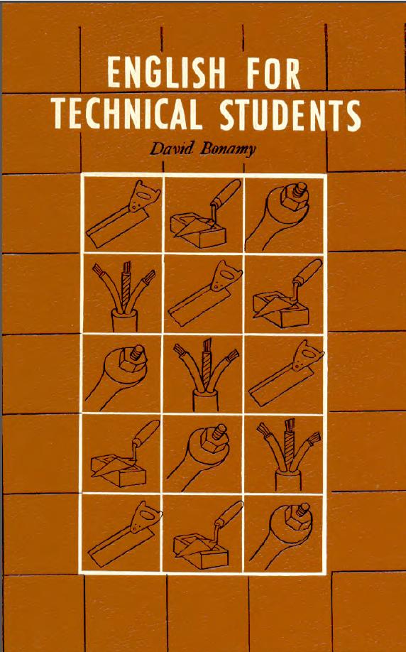 Учебник Английский язык для будущих инженеров