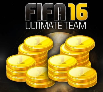FIFA 16 Ultimate Team Coins - МОНЕТЫ (PC)