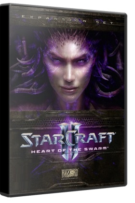 Starcraft 2: Heart of the Swarm (EU) + CКИДКИ + ПОДАРОК