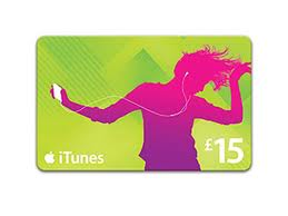 iTunes Gift Card 15£ UK - (ФОТО,СКИДКИ)