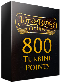 LOTRO - TURBINE POINTS 800 (EU)