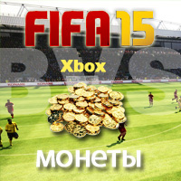 FIFA 15 Ultimate Team Coins - Coins (Xbox 360 / One)