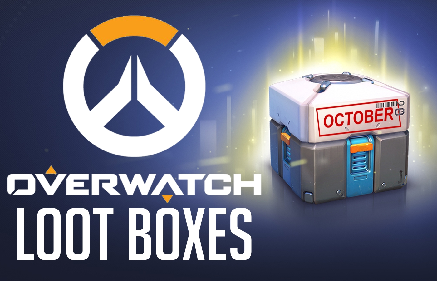 Overwatch Loot Box x5 [Twitch Prime] Key (OCTOBER 10TH)