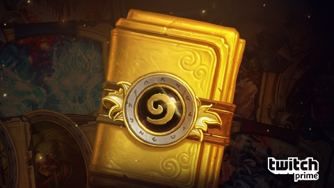 Gold Card Pack - Golden Booster | Twitch Prime