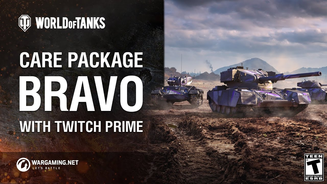 Twitch Prime Аккаунт World of Tanks | LoL| Warframe| R6