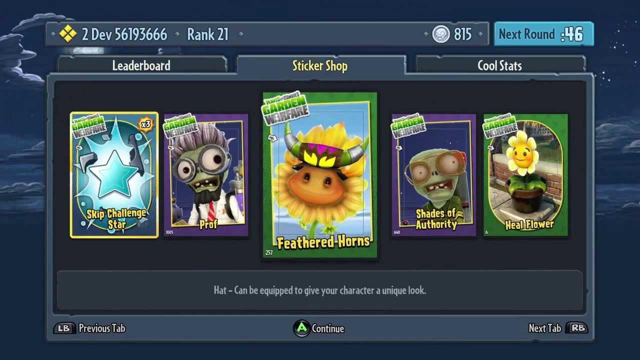 Plants vs zombies garden warfare game free