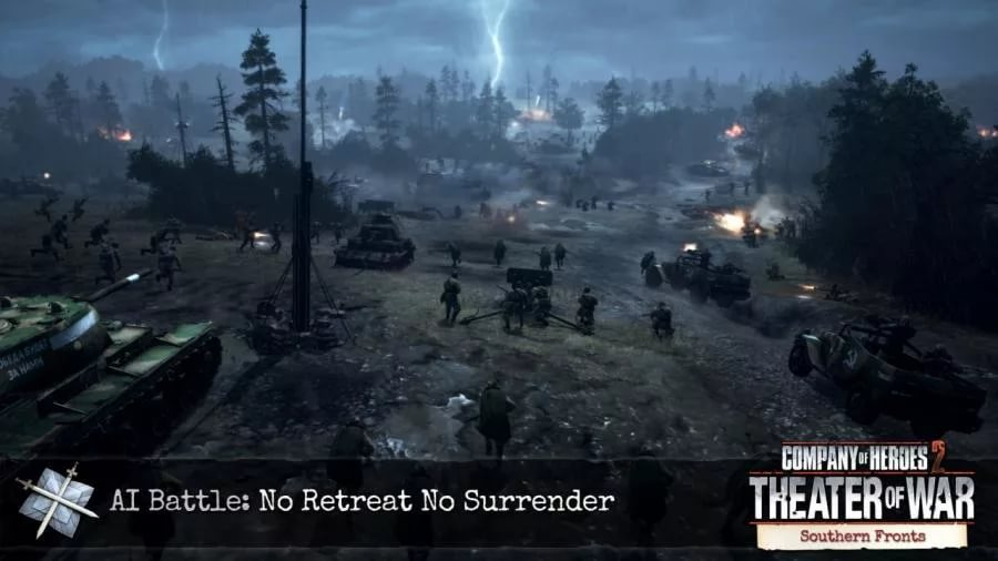 More company of heroes: tales of valor mods