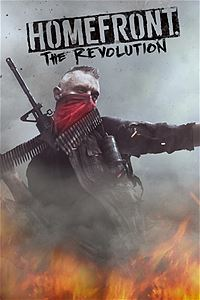 HOMEFRONT THE REVOLUTION STEAM KEY RU + BONUS