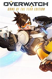 OVERWATCH GAME OF THE YEAR EDITION REG FREE MULTILANG