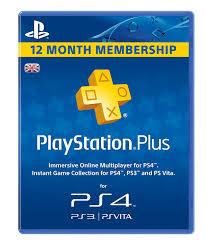 PlayStation Network (PSN) - 365 DAYS (UK)  + BONUS