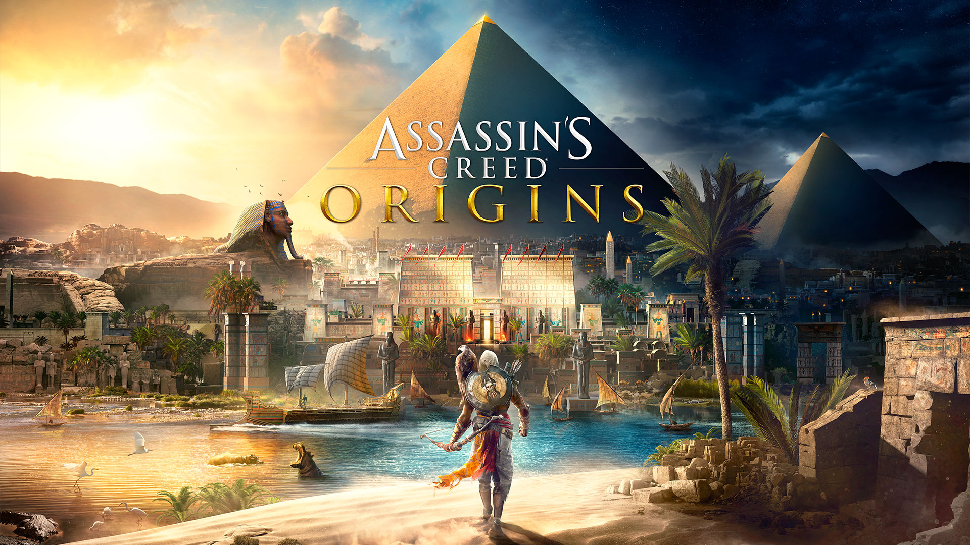 ASSASSINS CREED ORIGINS UPLAY REG FREE MULTILANGUAGE