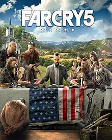 FAR CRY 5 UPLAY RU CD-KEY OFFICIAL CD KEY + BONUS