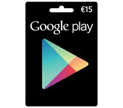 Google Play 15 EUR Gift Card GERMANY (DE)