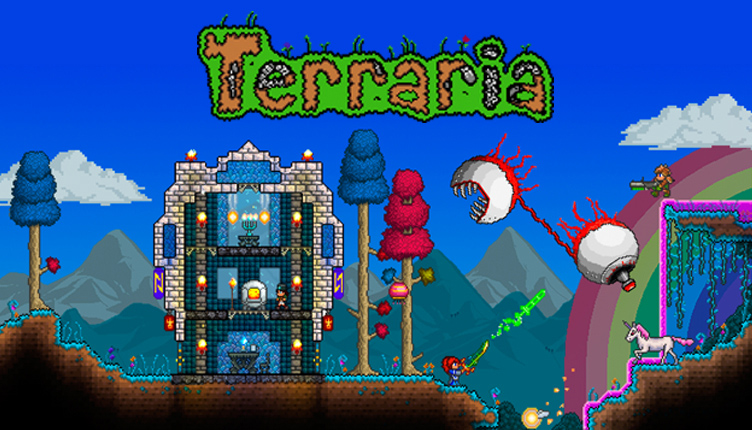 Terraria STEAM GIFT (RU/CIS)