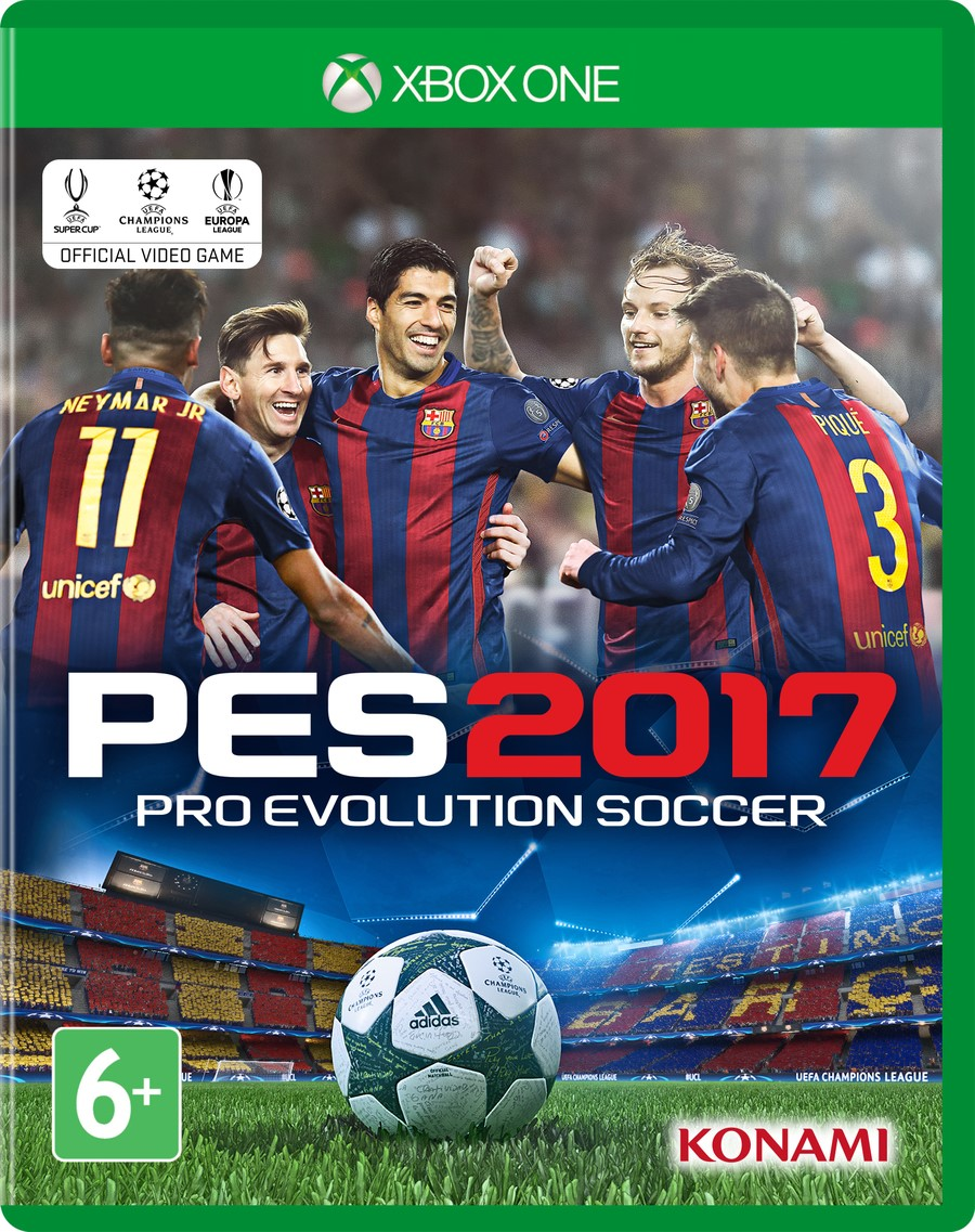 PES 2017 - Digital Exclusive XBOX ONE