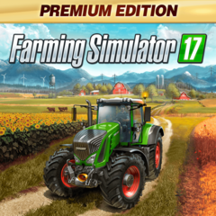 Farming Simulator 17 - Premium Edition XBOX ONE