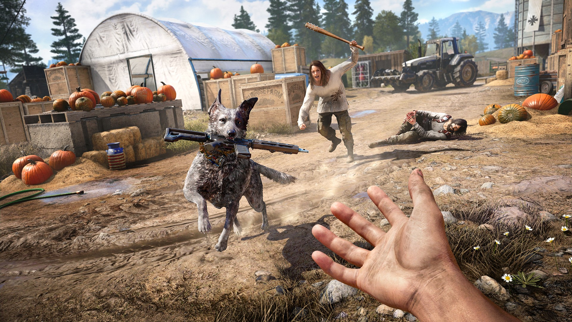 FAR CRY 5 ENG/MULTI [WARRANTY/PAYPAL] &#128308