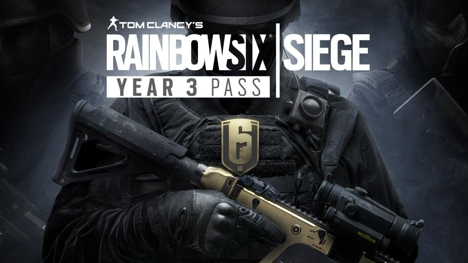 RAINBOW SIX SIEGE YEAR 3 PASS [WARRANTY/PAYPAL]