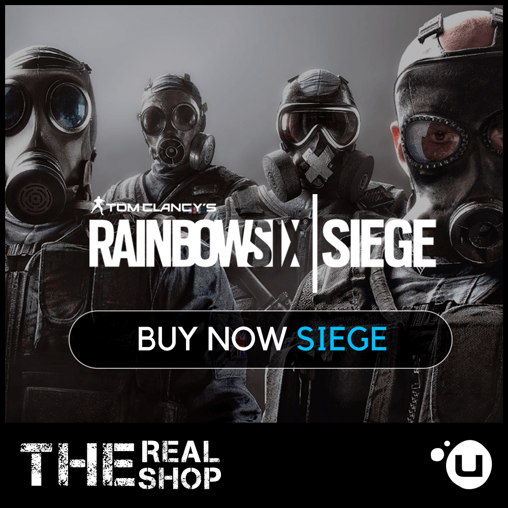 RAINBOW SIX SIEGE | REGION FREE | WARRANTY &#9989