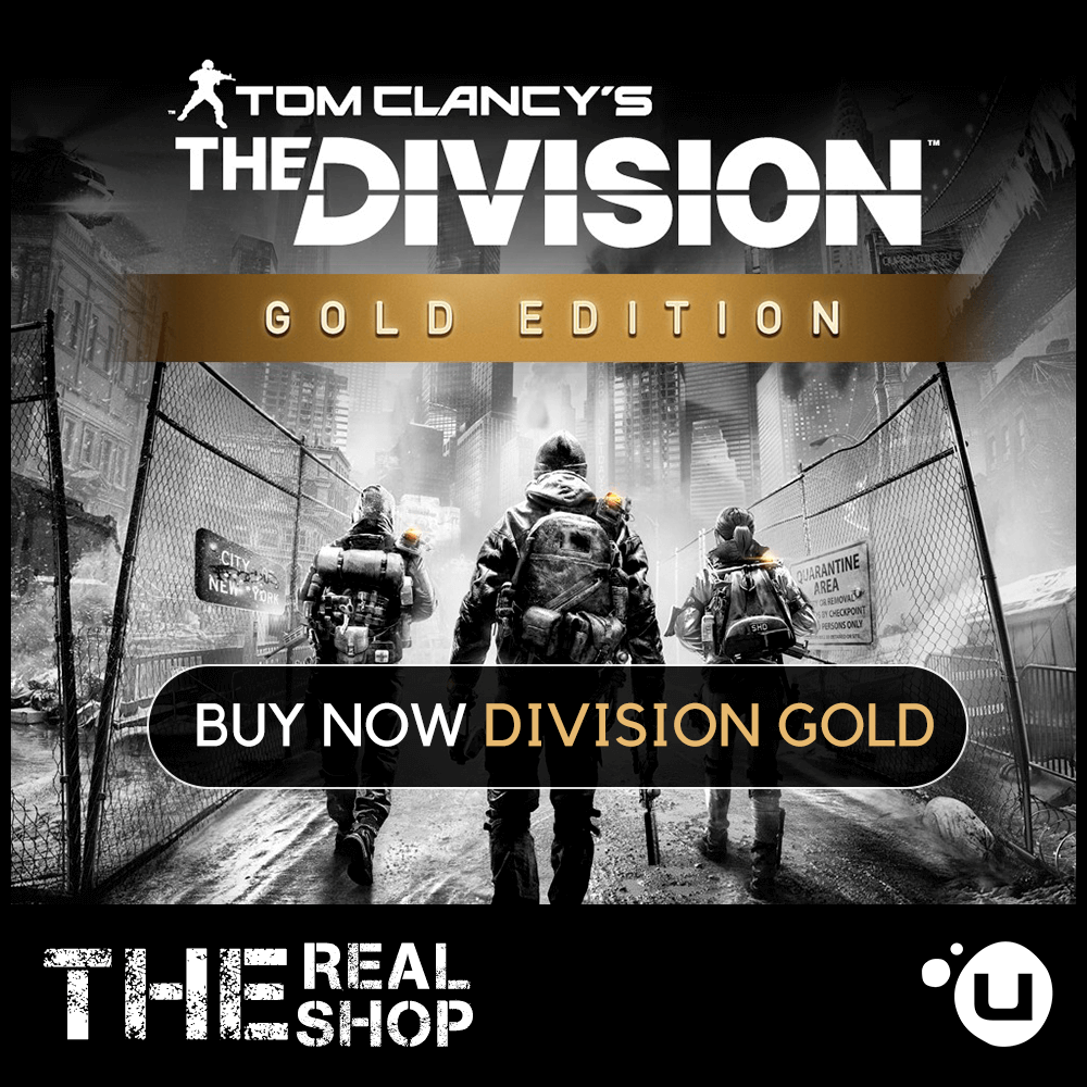 DIVISION GOLD SEASON PASS | CASHBACK | UPLAY &#9989