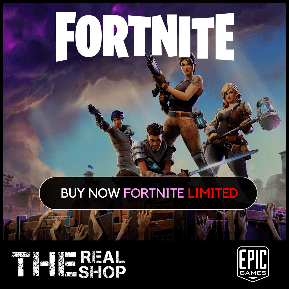 FORTNITE LIMITED ACCOUNT | CASHBACK | EPICGAMES &#9989