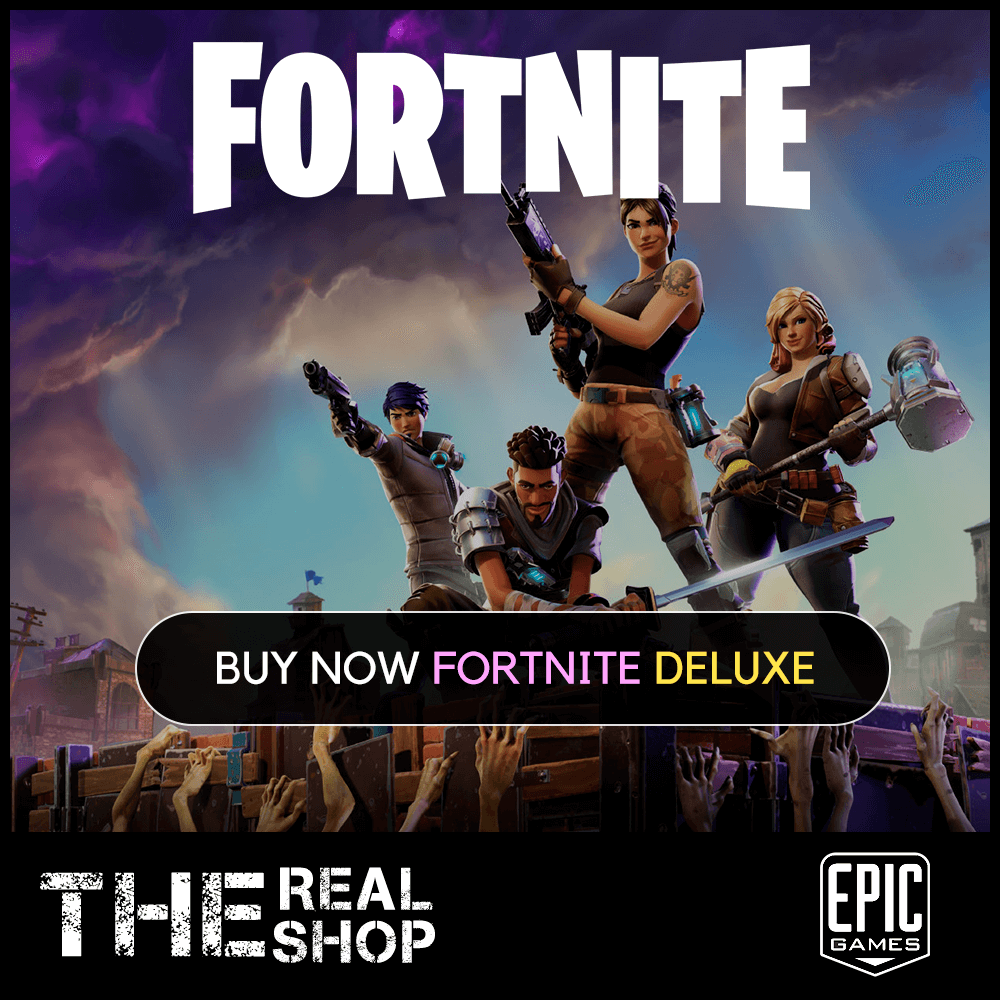 FORTNITE DELUXE ACCOUNT | CASHBACK | EPICGAMES &#9989