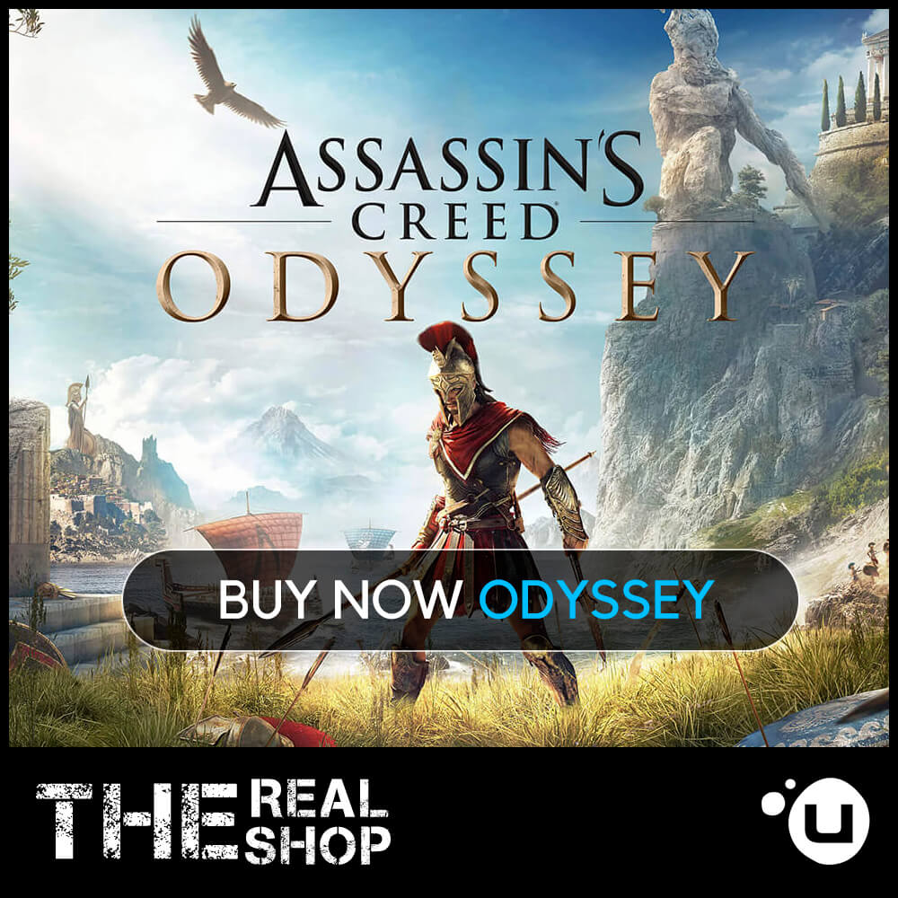 ASSASSIN´S CREED ODYSSEY | OFFLINE | UPLAY &#9989