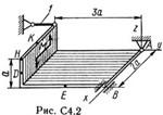 Решение задачи С4 рис 2 усл 1 (вар 21) Тарг С.М. 1989г